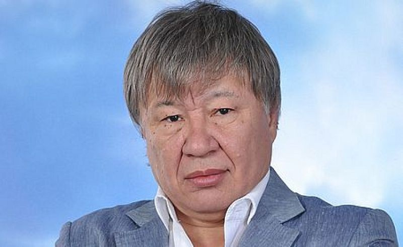 Казахстанский профессор выве…