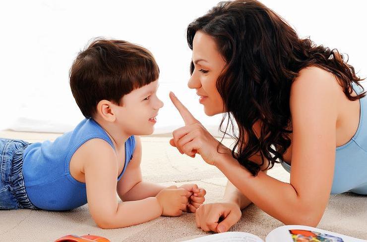 Говорите с ребенком правильно! Выход на работу после декрета: и хочется, и колется...