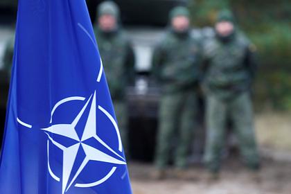 На Украине отказались верить в возможность вступления в НАТО