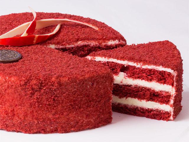 ДЕСЕРТНЫЙ ВИХРЬ. Торт «Красн…