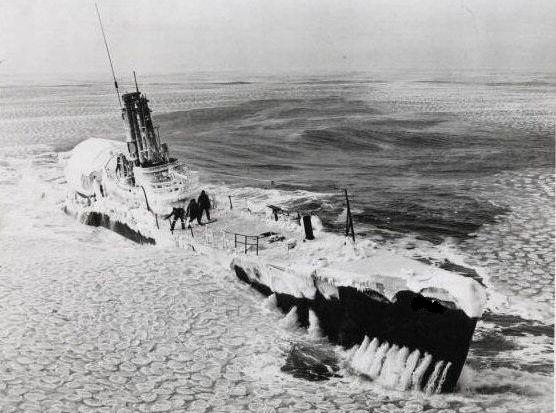 Зачем Сталин искал секретную базу Гитлера в Антарктиде