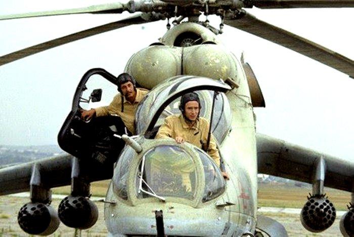 История разработки легендарного боевого вертолёта Ми-24
