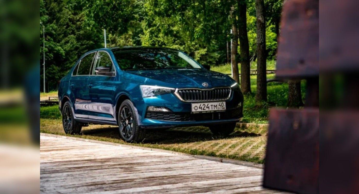 Оркестр посторонних звуков: Как чехи испортили Skoda Rapid 2020 года Автомобили