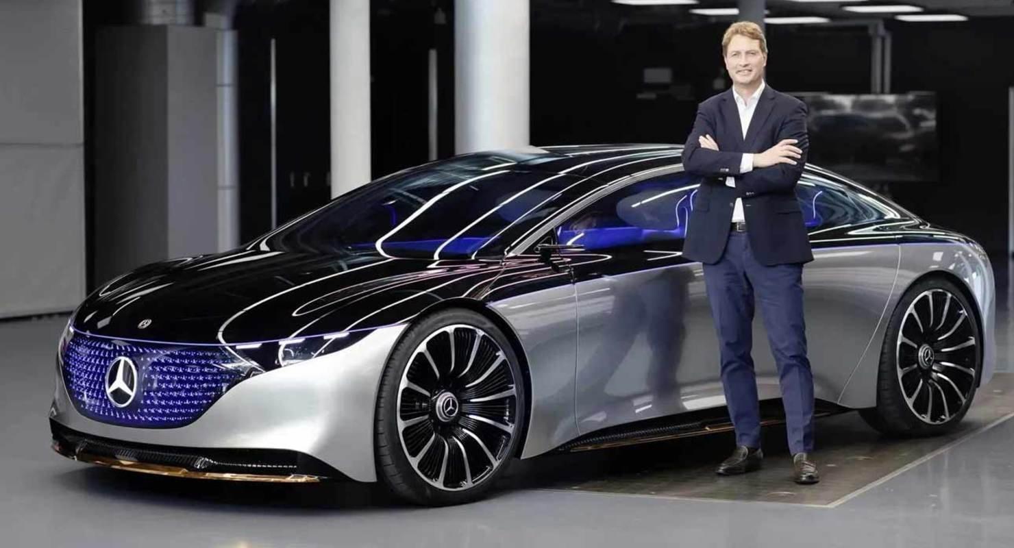 Daimler ускоряет планы по выпуску электромобилей Автомобили
