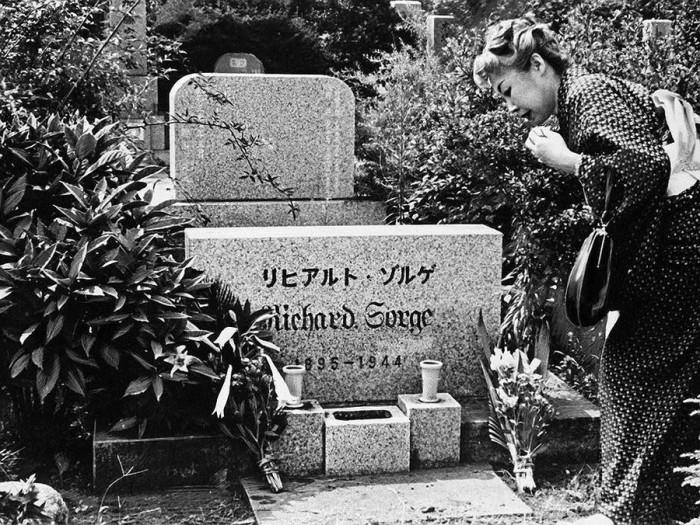 Ханако Исии: Лебединая верность японской жены Рихарда Зорге