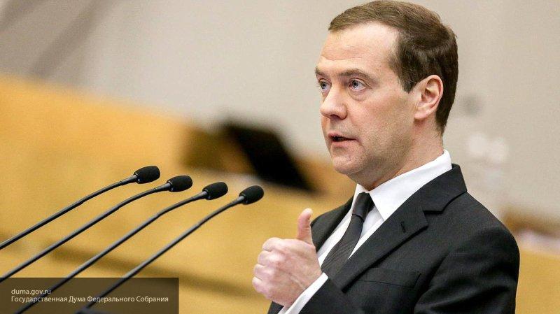 Медведев поговорил о развитии Самарской области с губернатором