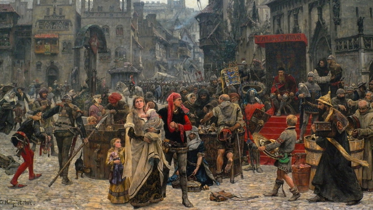 Поистине отвратительные факты о жизни в средневековой Англии. Часть 1