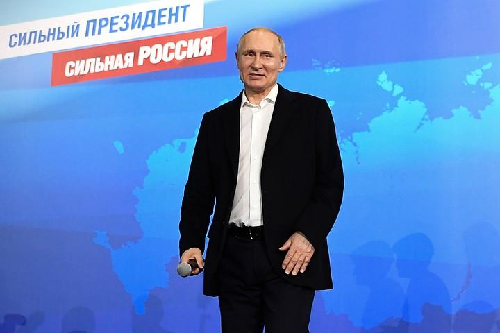 Владимир Путин: Все изменения в правительстве будут после инаугурации