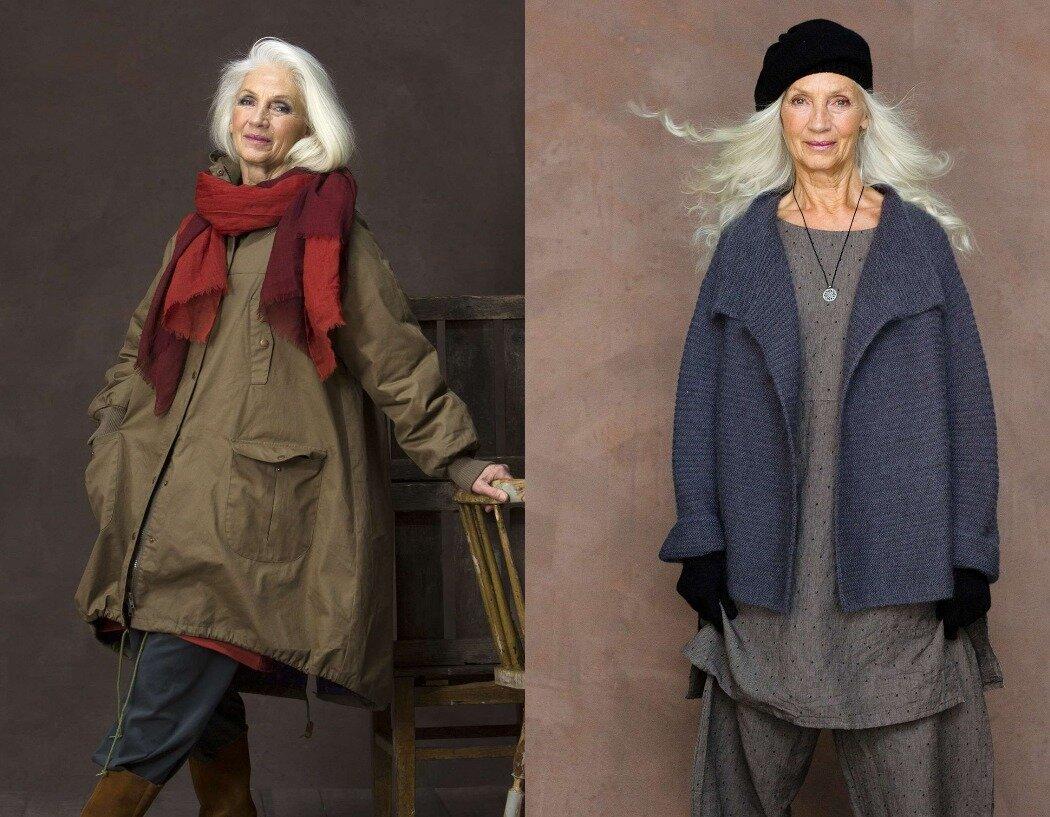 Верхняя одежда, которую можно комбинировать с вещами в стиле Бохо