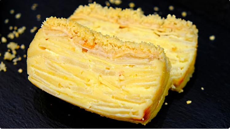 Такого еще не было! Тесто при выпечке превращается в крем. Французский пирог «Невидимый»
