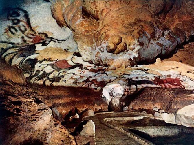 4. Пещера Ласко, Франция Запретка, история, факты, фото