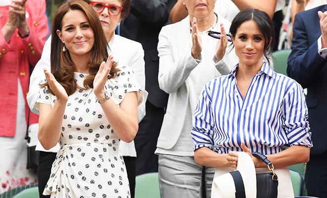 От Елизаветы II до Кейт Миддлтон и Меган Маркл: почему представители монаршей семьи годами носят одну и ту же обувь