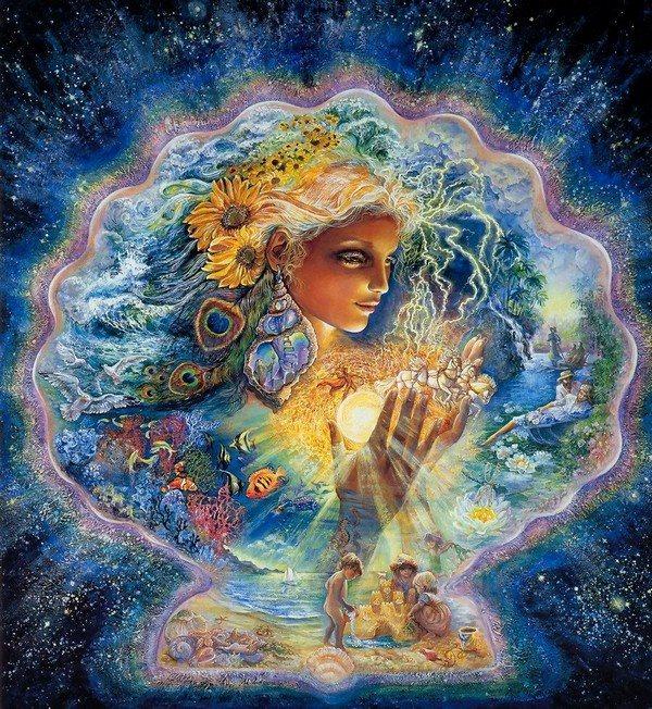 Медитация на Вселенскую любовь