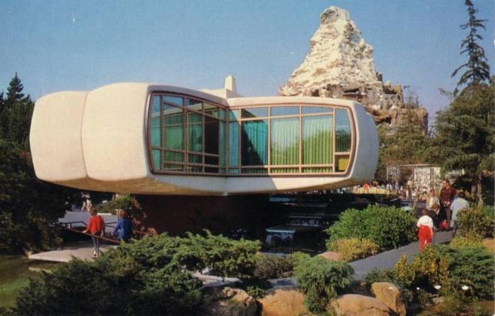 Дом будущего «Монсанто». | Фото: 3domen.com.