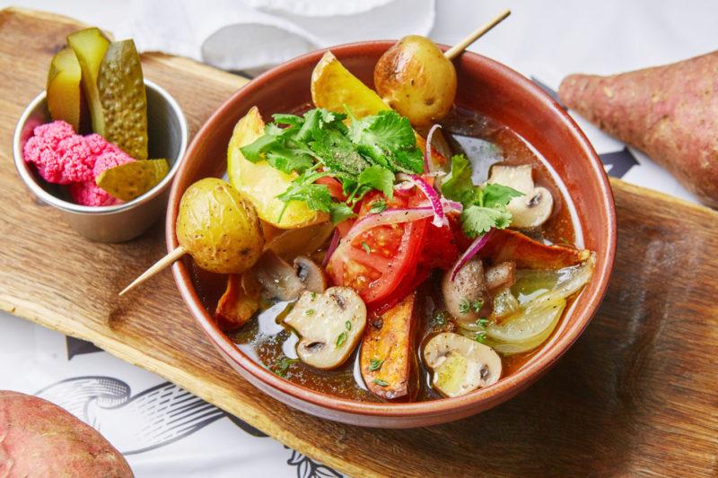 Изображение рецепта Овощная шурпа