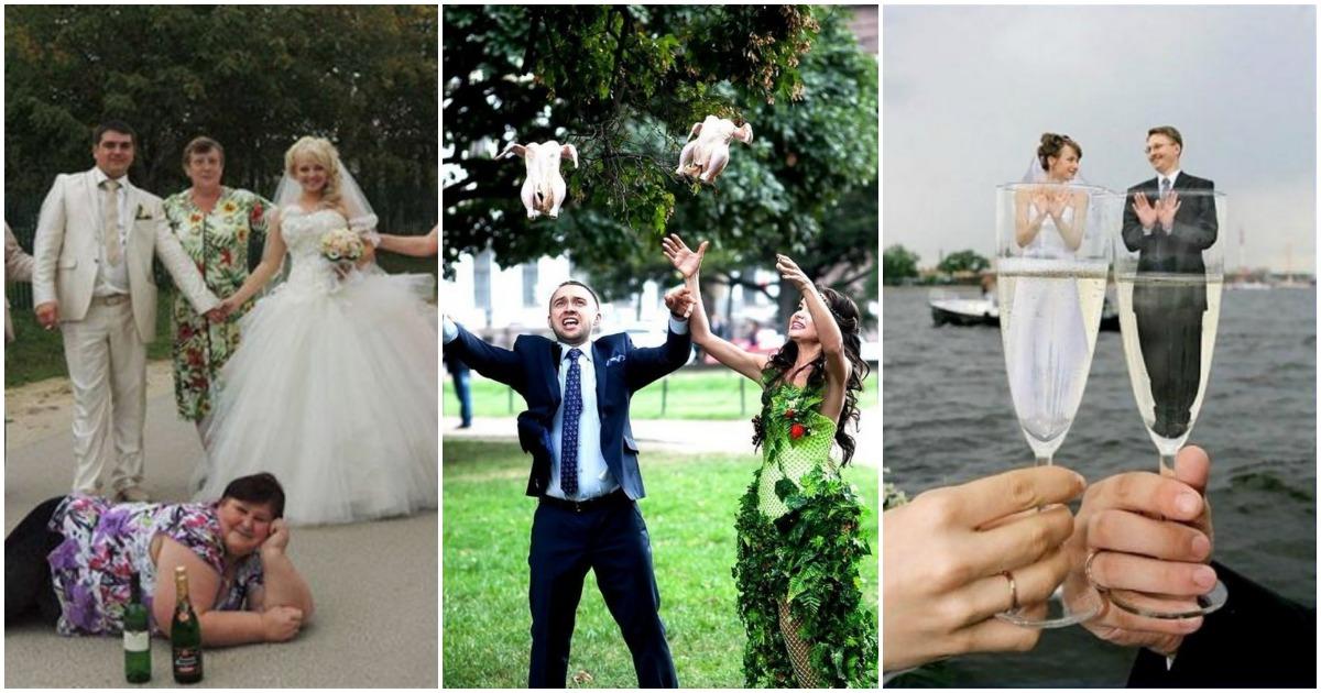Свадебные страсти: когда фотошоп рулит!