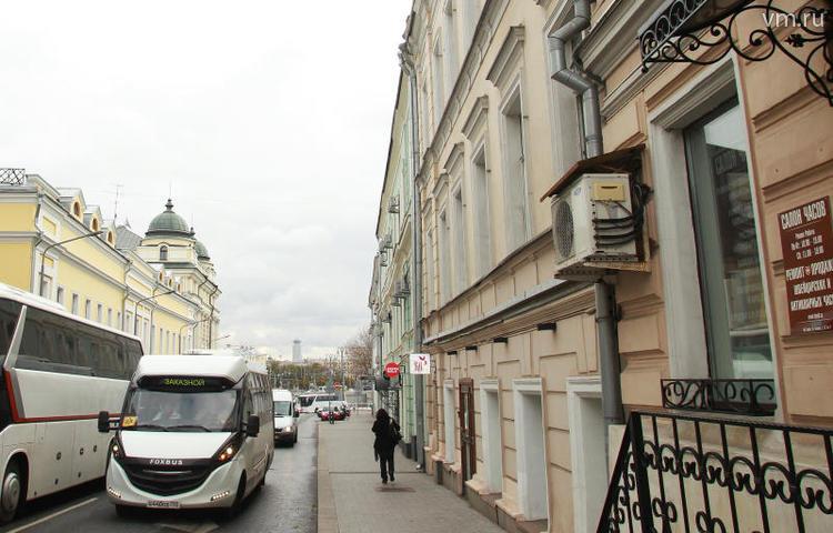 Движение на участке Кутузовского проспекта ограничено до декабря