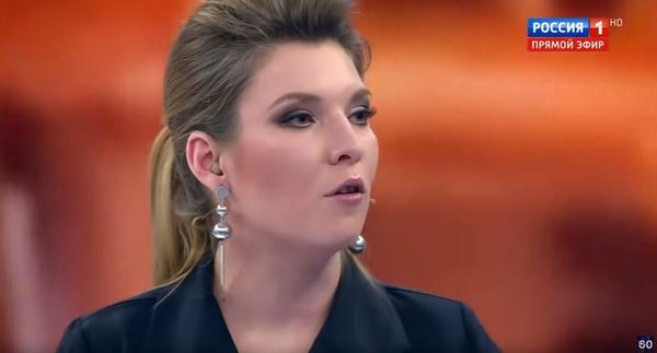 Скабеева оправдалась перед челябинцами, требующими извинений за реплику в эфире «России-1»