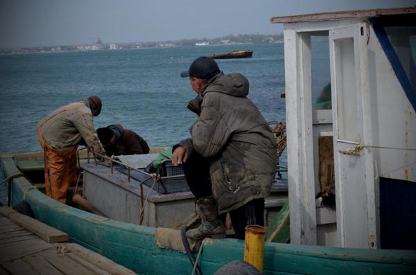 Рыбаки Крыма готовы задержат…