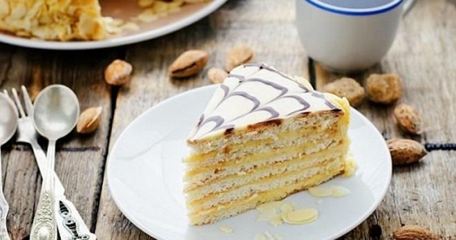 Торт «Эстерхази» - вкусные рецепты оригинального венгерского десерта