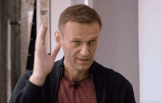 Анализируя интервью Навального — ни единого симптома отравления ФОВ колонна