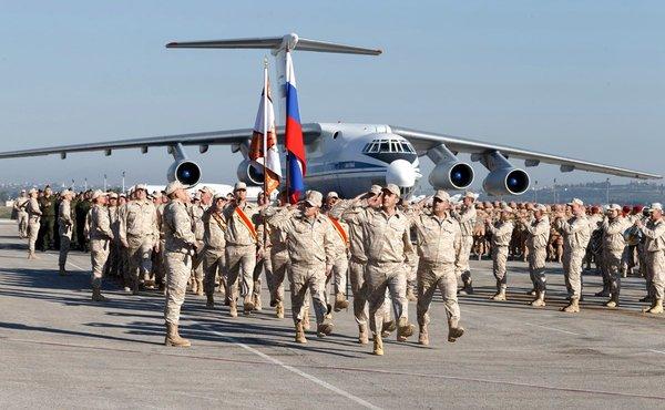 Россия победила США в Сирии, не совершив ни единого выстрела