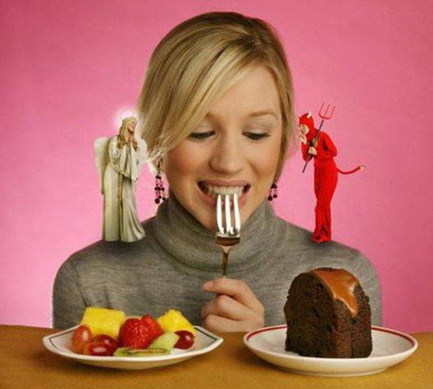 Распространенные мифы о еде