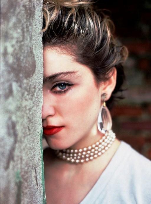 Настоящая — фотосет Мадонны из тех времен, когда она еще звалась Луиза Чикконе