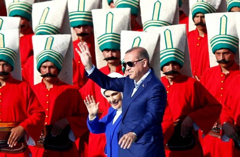 От Средиземного моря до Китая: Эрдоган с Сирии начал возрождать Великую Порту? новости,события,новости,политика
