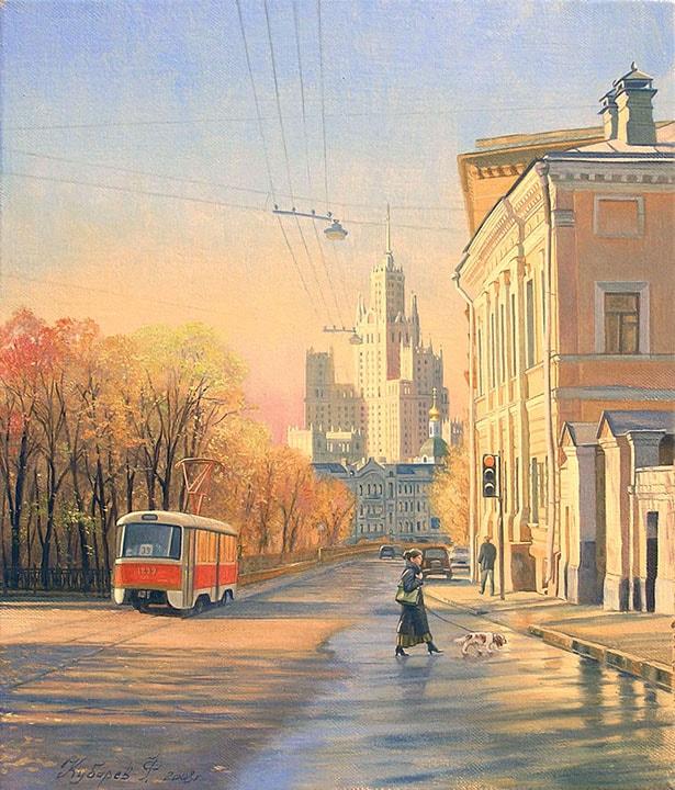 художник Филипп Кубарев картины – 27