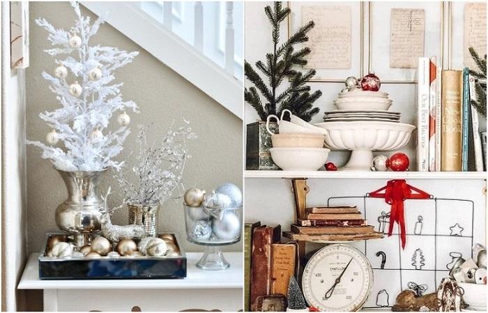 Когда нет времени украшать дом: 8 экспресс-способов для создания новогоднего настроения вдохновляемся,новогодний декор