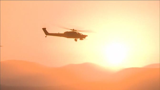 Небо во власти «Ночных охотников»: боевые Ми-28 удивили западных журналистов в Сирии