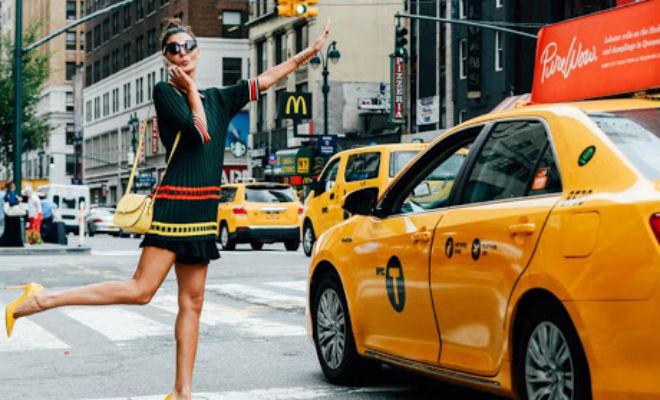 Заработок таксиста в Нью-Йорке