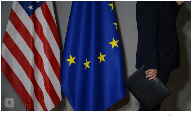 США и Евросоюз выступили с заявлениями по поводу Крыма