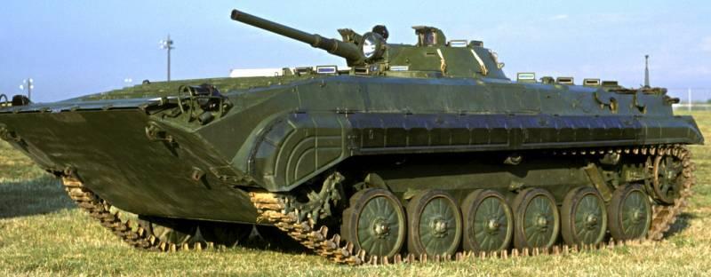 Модернизация БМП-1: серийные машины появятся к осени