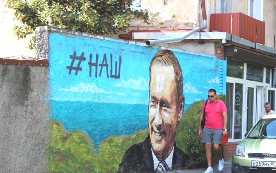 На Украине придумали новую причину потери Крыма Крым,Политика,Украина,Украина