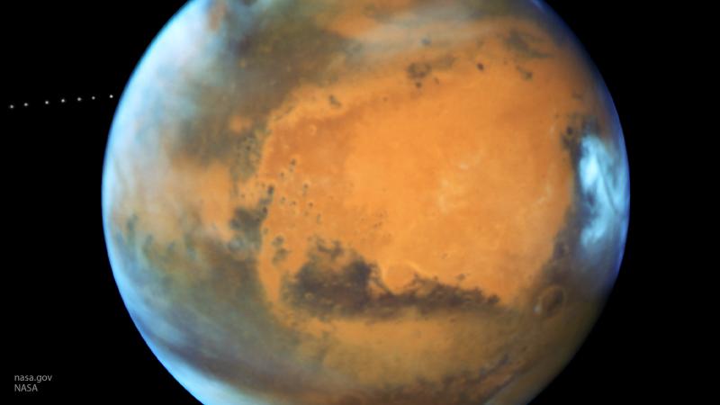 Начало испытаний парашютов для станции на Марсе отложено на месяц