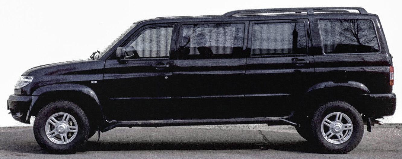 «Патриот» длябогатых — неизвестная разработка марки УАЗ авто,автомобиль,Россия