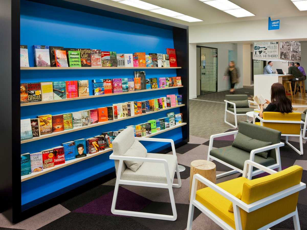 Как большие дети в песочнице: Внутри самого счастливого офиса в Лондоне