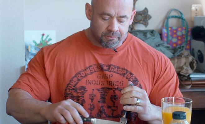 Замена хлебу: тренер показал еду для сброса жира и роста мышц только, Тренер, очень, принципе, прост, Основой, выпечки, являются, желтки, богаты, природный, протеинРецепт, разовой, готовки, яичных, говорит, ничего, желтков, хватит, получается