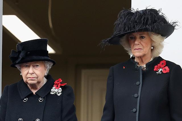 Елизавета II назвала Камиллу «безнравственной женщиной»