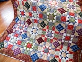 Лоскутное одеяло как семейный оберег