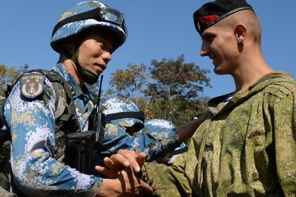 Россия и Китай сформировали союз, способный противостоять Западу