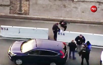 Стрельба произошла у штаб-квартиры АНБ США