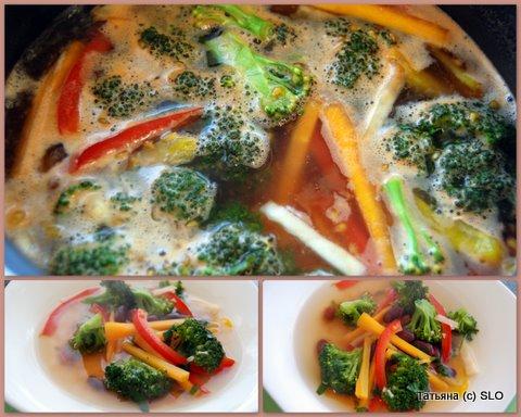10 супов от которых худеют...