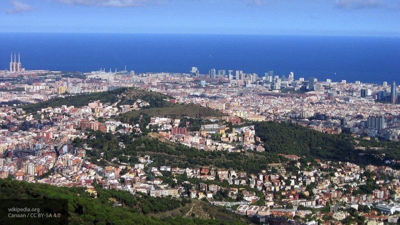 Популярный пляж в Барселоне был эвакуирован из-за взрывного устройства