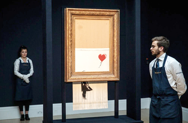 Самые нелепые акты вандализма