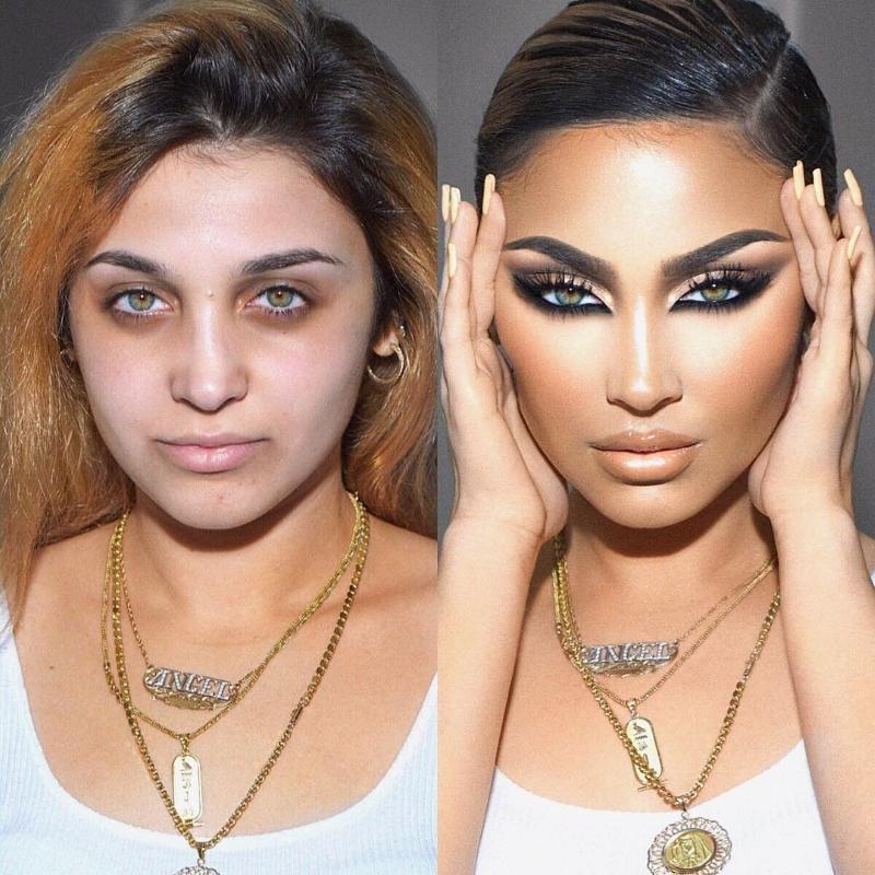 Если кто-то считает макияж б…