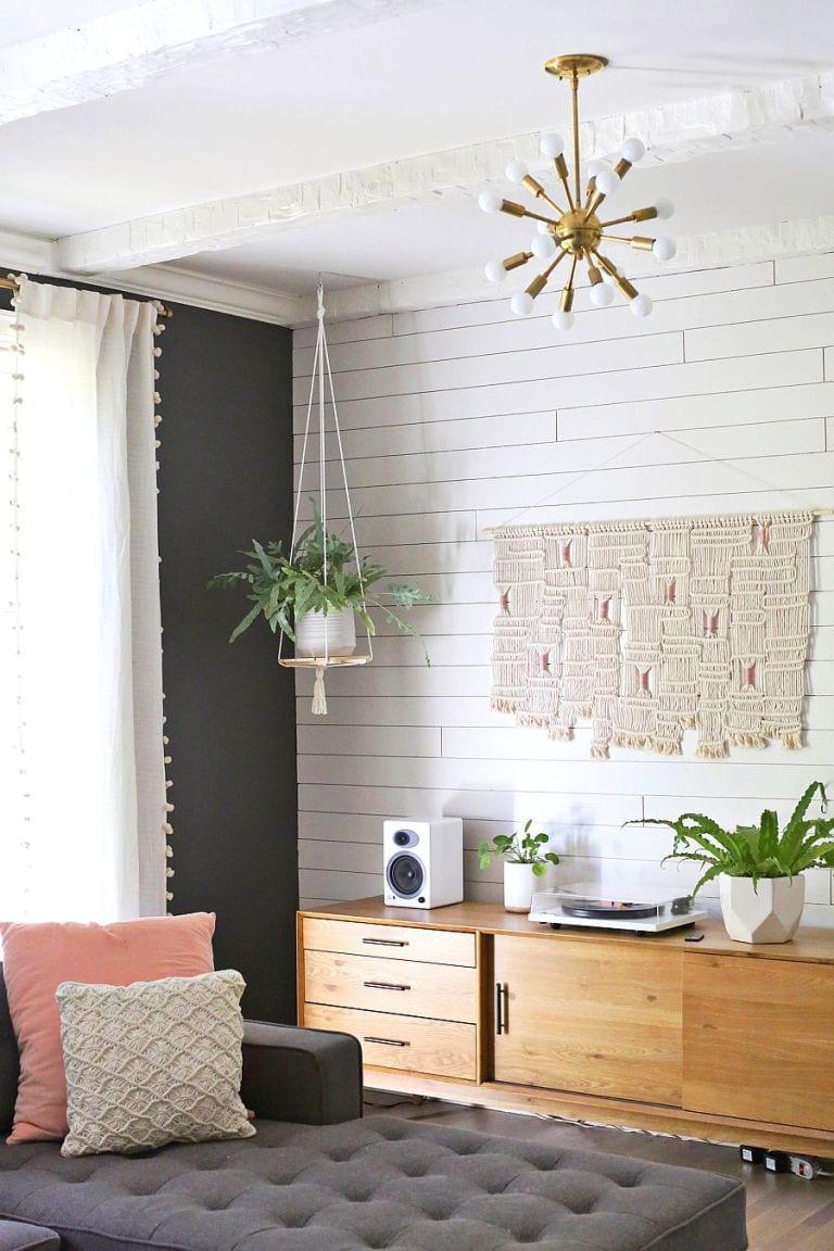 Отличные идеи для оформления стен в доме