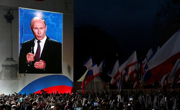 Мнения стран Европы по поводу переизбрания Путина разделены